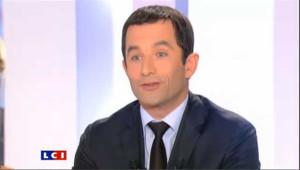 """DSK ? Aubry ? Le """"pronostic"""" de Hamon ou """"la catastrophe"""""""