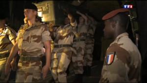 Le 20 heures du 4 novembre 2013 : Mali : la traque des suspects a commenc� 609.6710036621093