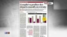 Le Népal et les chiffres du chômage à la une de la presse française