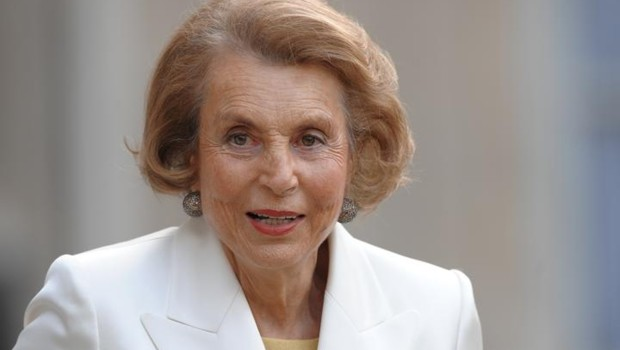 liliane bettencourt l&amp;#039;oral