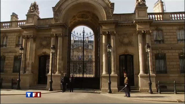 palais l'Elysée présidence