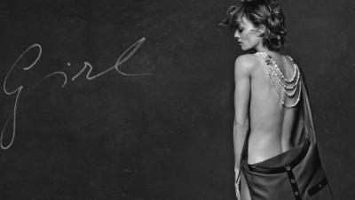 Vanessa Paradis dans une pub Chanel
