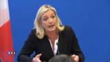 Quand Marine Le Pen parle à la TV pro-Assad en Syrie