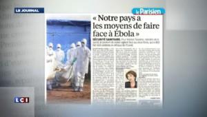 Fièvre Ebola : la France prête à faire selon Marisol Touraine