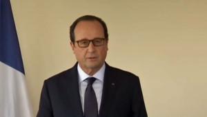 François Hollande à New York, le 24 septembre 2014