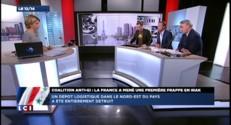"""Frappes françaises en Irak : """"On n'évitera pas de représailles sur notre sol"""""""
