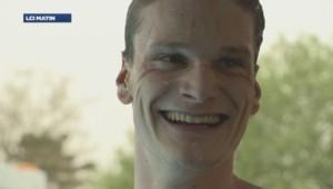 Le nageur multimédaillé Yannick Agnel