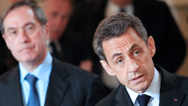 Nicolas Sarkozy et Claude Guéant