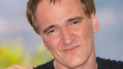 Quentin Tarantino, président du jury à Cannes en 2004