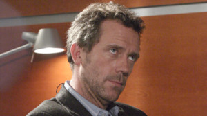 Dr Gregory House (Hugh Laurie) dans Dr House Saison 01 Episode 14