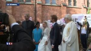 Campagne choc contre le mariage des enfants en Norvège