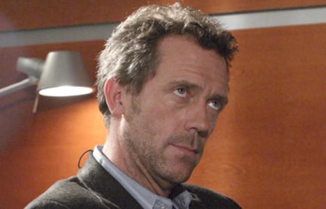 Dr Gregory House (Hugh Laurie) dans Dr House Saison 01 Episode 14
