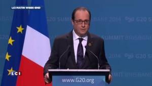 """Hollande : Jouyet est """"un bon secrétaire général de l'Elysée"""""""