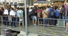 Hongrie : des centaines de migrants autorisés à rallier l'Allemagne et l'Autriche en train