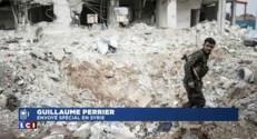 Kobane libérée : les images saisissantes de la ville en ruines