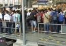 Migrants : un train contenant 400 personnes arrive à Munich