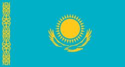 TF1 / LCI Drapeau du Kazakhstan
