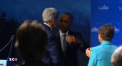 """COP 21 : pour Obama, """"nous n'agissons pas assez vite"""" sur le climat"""