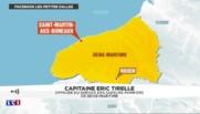 """Effondrement d'une falaise en Seine-Maritime : """"Nous n'avons pas identifié de personne"""""""