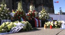 Le 20 heures du 17 avril 2015 : Crash A320 : l'Allemagne rend hommage aux victimes - 535.346