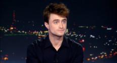 """Le 20 heures du 30 septembre 2014 : Alcool, myopie, scripts%u2026 �'occasion de la sortie de """"Horns"""", Daniel Radcliffe dit tout �F1 - 1771.913"""