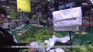 Les sacs en plastique vivent leurs derniers instants