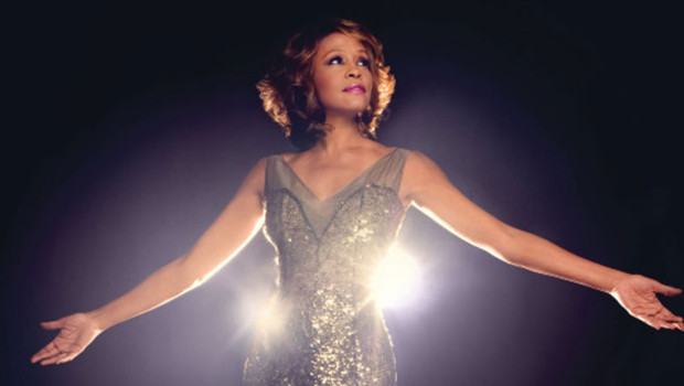 Photo publicitaire de Whitney Houston en 2009.