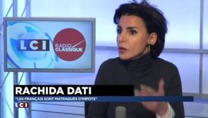"""Rachida Dati : """"Manuel Valls a des clients, il ne parle pas aux Français"""""""