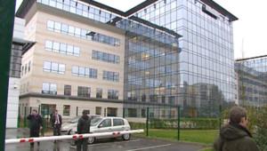 TF1/LCI : Le site Alcatel de Vélizy