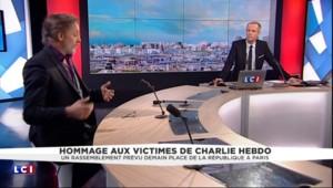 """Une de Charlie Hebdo : """"Les dignitaires religieux rajoutent de l'huile sur le feu"""""""