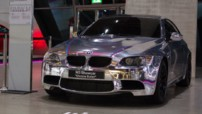 BMW M3 Chrome Bullet Showcar 2011