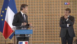 Le 20 heures du 27 août 2014 : Valls II : Bercy passe du made in France au social-lib�lisme - 245.66252194213865