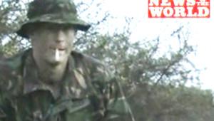 Le prince Harry en Afghanistan