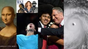 Nadal, Bayrou-Borloo, Typhon, Twitter... Une semaine en photos
