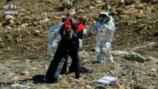 Objectif Mars : des astronautes réalisent une simulation d'exploration