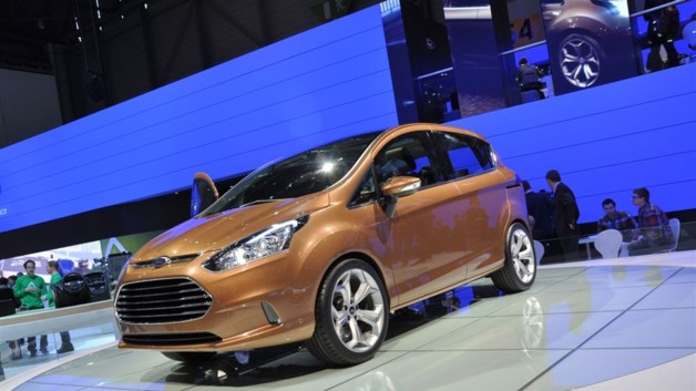 Photo 2 : Ford B-MAX : le chaînon manquant