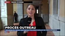 """Procès Outreau : Fabrice Burgaud, """"un accusé fantôme hanté par le dossier"""""""