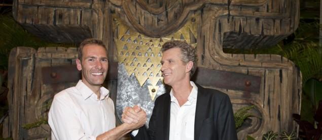 Bertrand et Denis Brognart - Finale de Koh-Lanta La Revanche des Héros