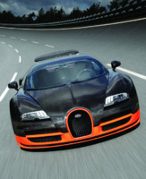 Photo 5 : Bugatti Veyron Super Sport : la surenchère !