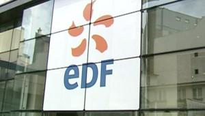 LCI-TF1, logo edf
