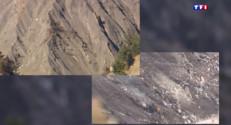 Le 20 heures du 17 avril 2015 : Crash A320 : comment dépolluer la zone du drame ? - 697.402