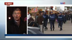 """Le 20 heures du 18 novembre 2013 : """"Cent hommes sont mobilis� pour trouver le tireur de Paris - 728.6190439453125"""