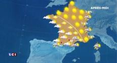 Météo du 16 septembre : soleil au nord et nuage au sud