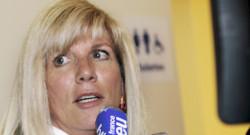 Archives : Sylvie Andrieux, à Marseille, le 3/5/2011