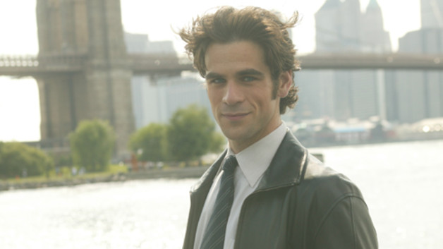 Detective Don Flack (Eddie Cahill) dans Les Experts Manhattan
