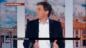 Election du pape : scènes de liesse en Argentine