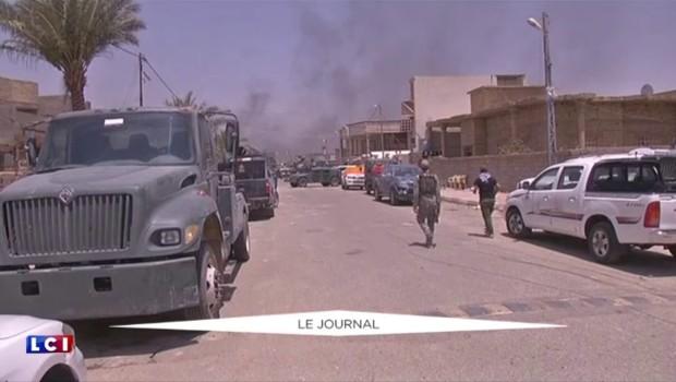 Falloujah, libérée des jihadistes par les forces irakiennes