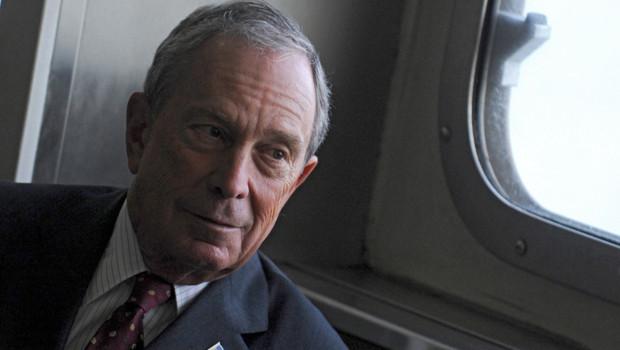 Michael Bloomberg New York Maison-Blanche Etats-Unis USA