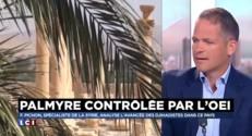 """Syrie : """"Palmyre ouvre la route vers Damas"""""""
