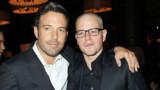 Ben Affleck et Matt Damon, bientôt aux manettes d'une série télé